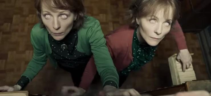 Мёртвое озеро кадр из сериала
