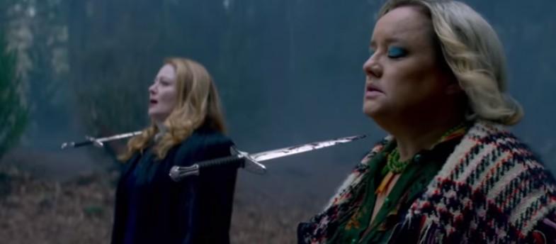Леденящие душу приключения Сабрины кадр из сериала