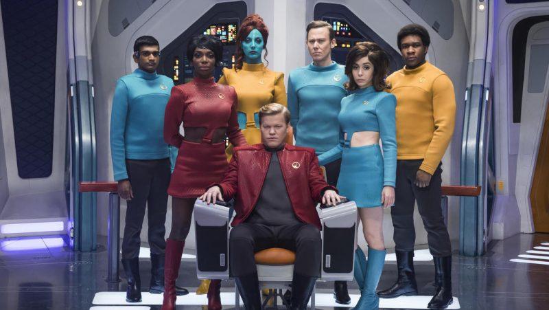 Черное зеркало кадр из сериала