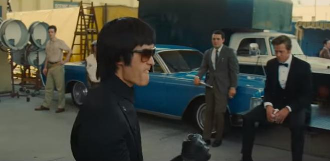Однажды в Голливуде кадр из фильма