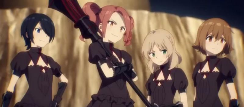 Гордость убийцы аниме