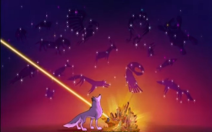 Мультфильм Балто 2: в поисках волка