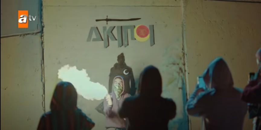 Анонс турецкого сериала «Нападающий»