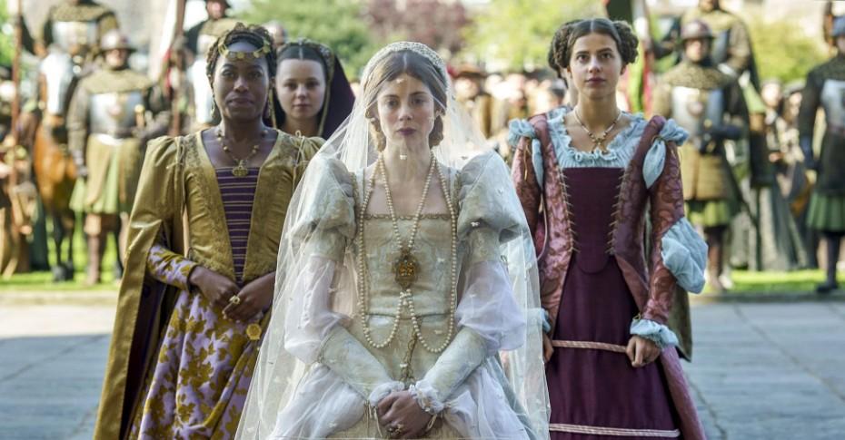 Испанская принцесса 2 сезон — красивый исторический сериал