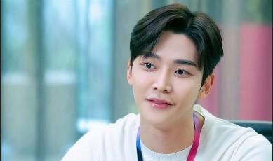 Дорама  Сонбэ не пользуйся помадой Корейский актёр Ро Ун | Ro Woon