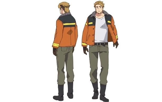 персонажи аниме Мешки и пушки
