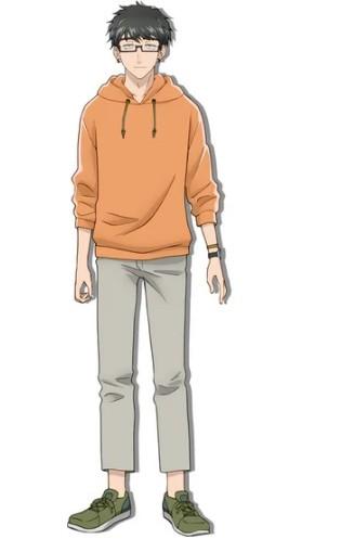 Персонажи аниме Не называй это любовью
