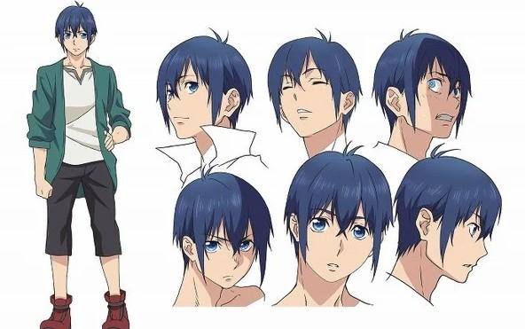 Персонажи аниме Тотальный гарем