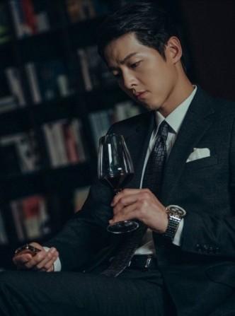Дорама Винченцо корейский актёр Сон Джун Ки | Song Joong Ki