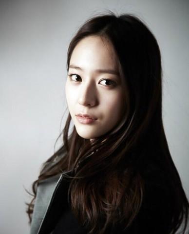 корейская актриса Кристал Чон   Krystal Jung