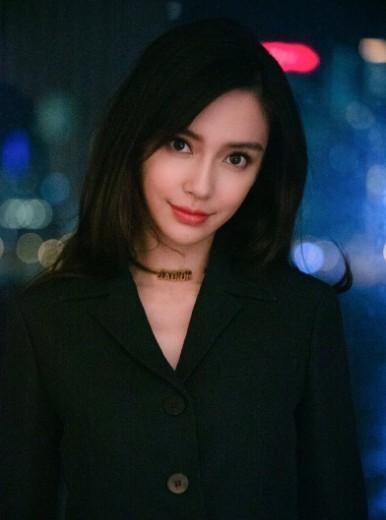 Китайская актриса Анжела Бейби / Angelababy   Yang Ying
