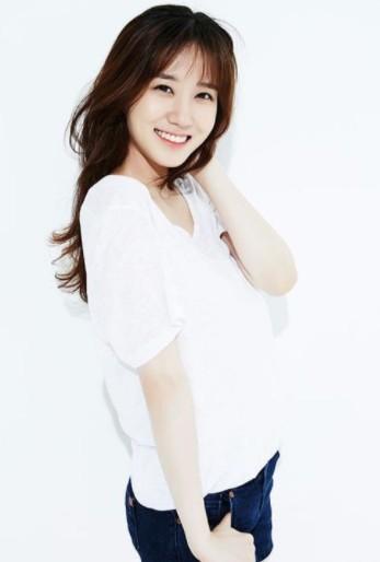 корейская актриса Пак Ын Бин   Park Eun Bin