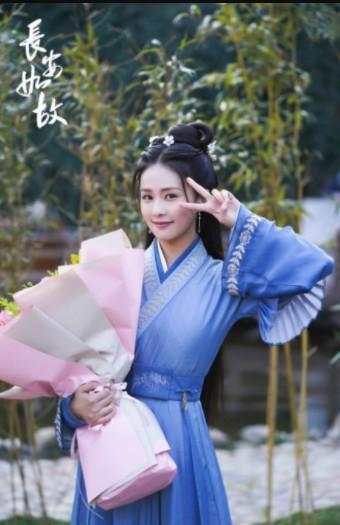 Дорама Воспоминания Чанъаня актриса Бай Лу | Bai Lu