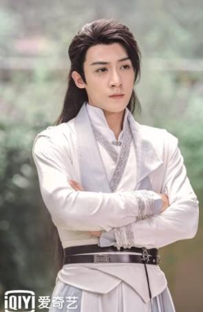 Дорама Моё сердце актёр Гу Цзя Чэн