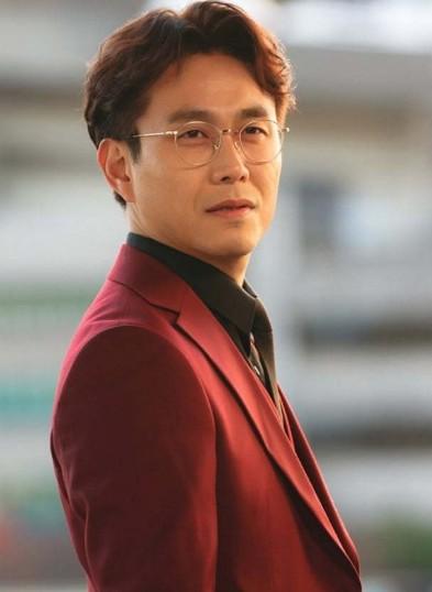 Корейский актёр О Чжон Се   Oh Jung Se