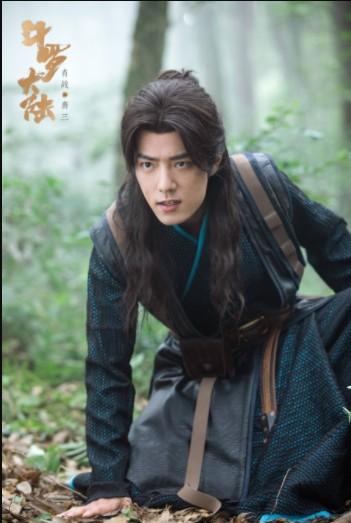 Дорама Боевой континент  актёр Сяо Чжань | Sean Xiao | Xiao Zhan