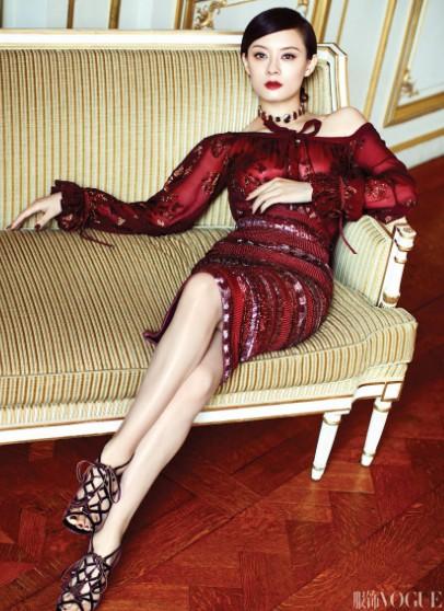 Китайская актриса Сунь Ли | Бетти