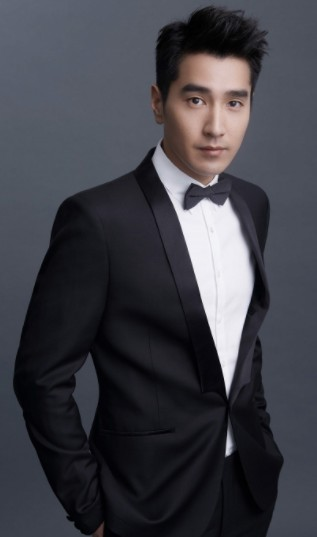 Китайский актёр Марк Чао   Mark Chao   Zhao You Ting
