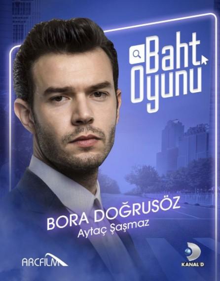 Сериал Игра на удачу актёр Айтач Шашмаз / Aytaç Sasmaz
