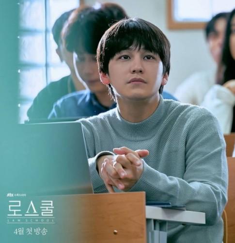 Дорама Юридическая школа  актёр Ким Бом | Kim Bum