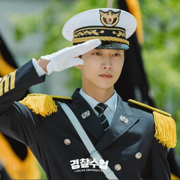 Дорама Полицейская академия / Police University / Police Class актёр Чон Джин Ён   Jung Jin Young