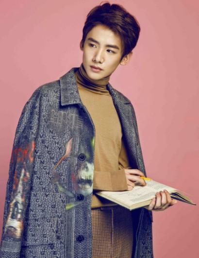 Китайский актёр Бай Цзин Тин | Bai Jing Ting