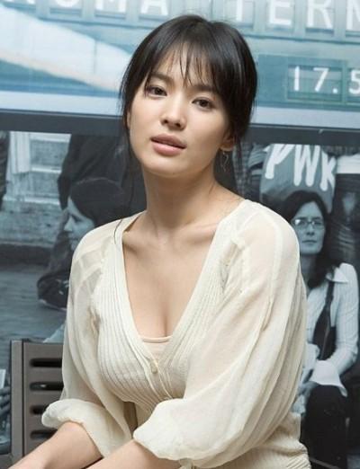 корейская актриса Сон Хе Гё | Song Hye Kyo