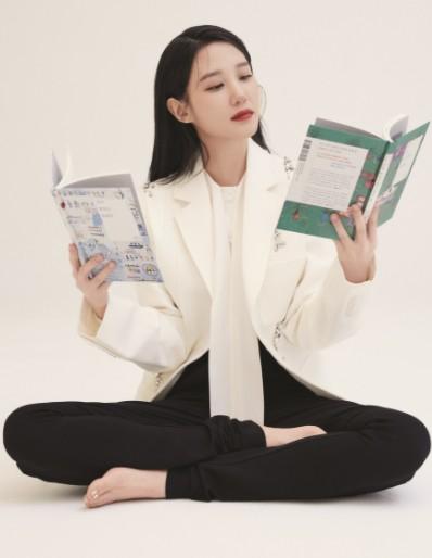 корейская актриса Пак Ын Бин | Park Eun Bin