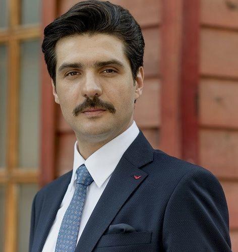Турецкий актёр Джемал Токташ / Cemal Toktaş