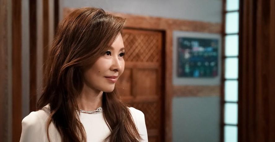 корейская актриса Ли Ми Сук   Lee Mi Sook