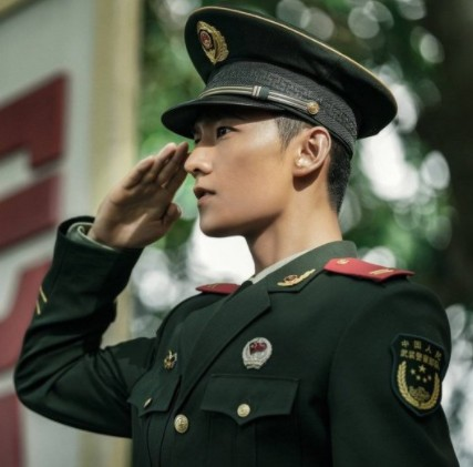 Дорама Слава спецназа / Китайский спецназ  актёр Ян Ян | Yang Yang