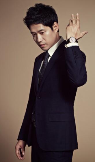 корейский актёр Ю Джун Сан | Yoo Joon Sang