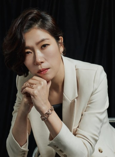 корейская актриса Ём Хе Ран | Yum Hye Ran