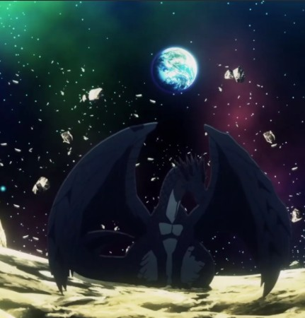 Персонажи аниме Кафе из другого мира Чёрный дракон смерти