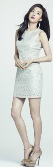 корейская актриса Чон Чжи Хён   Gianna Jun   Jun Ji Hyun