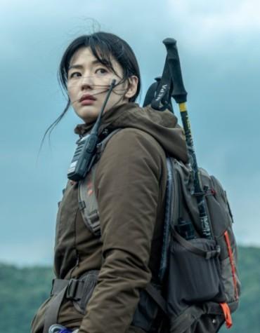 Дорама Скалолаз / Гора Чири корейская актриса Чон Чжи Хён   Gianna Jun   Jun Ji Hyun