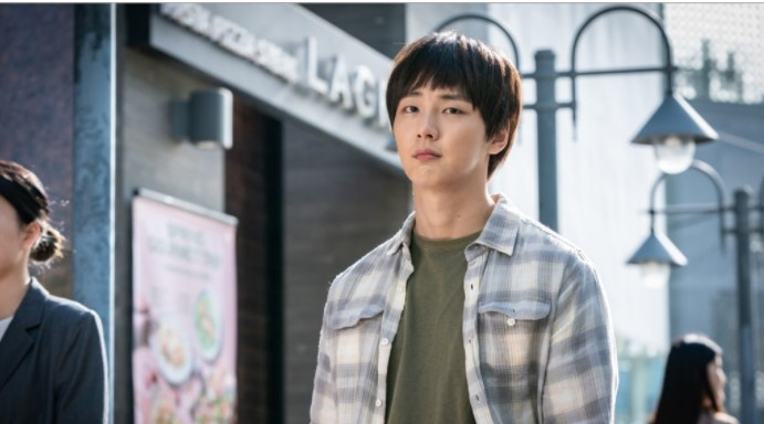 дорама Ты даешь мне силы подняться Корейский актёр Юн Ши Юн   Yoon Shi Yoon