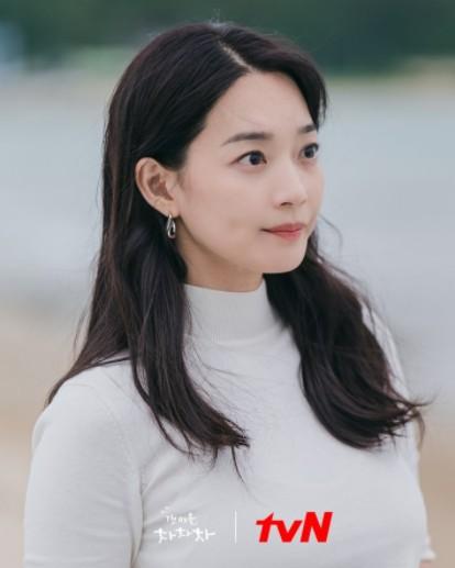 Актёры играющие в дораме Приморский городок Чачача корейская актриса Шин Мин А | Shin Min Ah