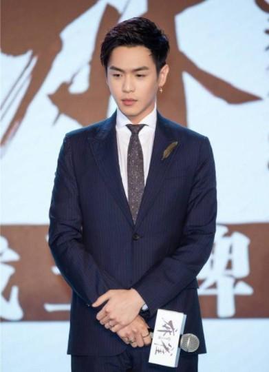 Китайский актёр Чжан Жо Юнь | Zhang Ruo Yun