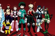 Моя геройская академия 5 сезон