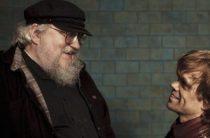 Джордж Р. Р. Мартин в Санкт-Петербурге, интервью