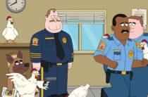 Полиция Парадайз 1 сезон
