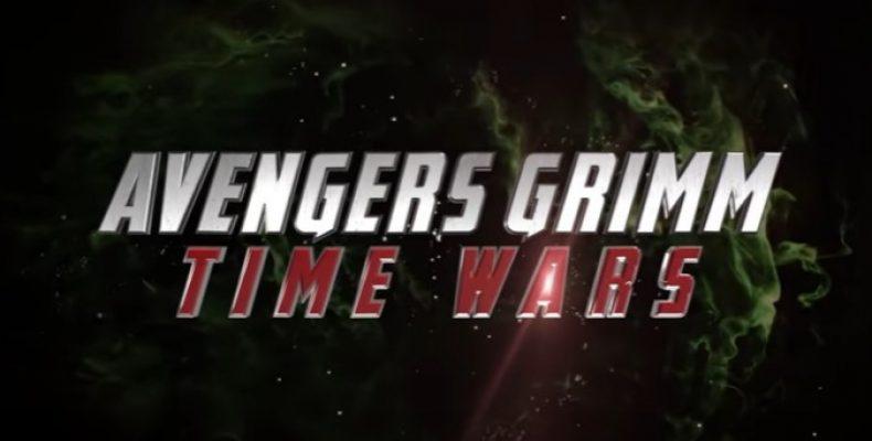 Мстители Гримм: Временные войны
