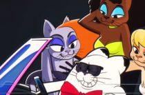 Кот Кокос и его друзья