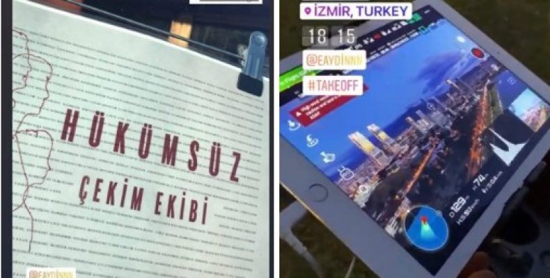 Турецкий сериал Пустота