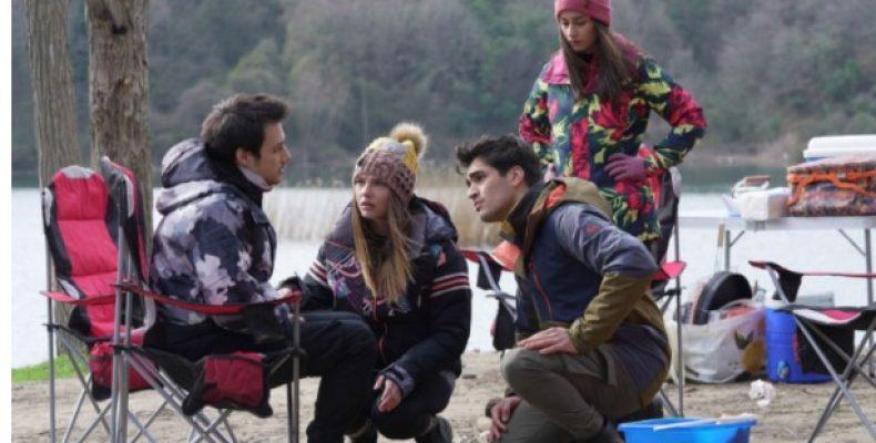 Турецкий сериал Время умирать / Ölüm Zamanı — мини-сериал отснятый за две недели