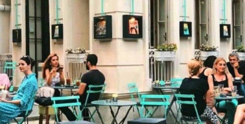 Турецкий сериал Кафе поблизости