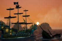 Трейлер геймплея King of Seas — игры про пиратов, их корабли и их сокровища