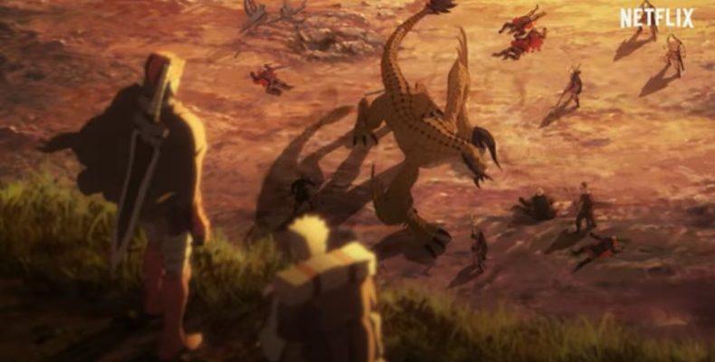 DOTA: Кровь дракона — трейлер 2