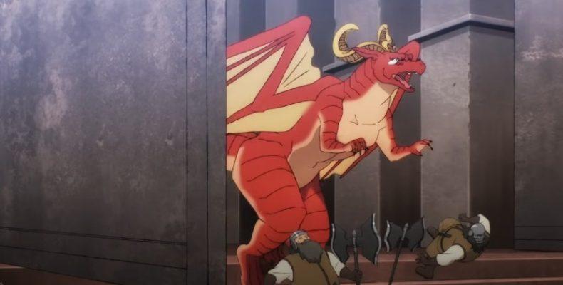 Дракон в поисках дома — миленько, но странненько